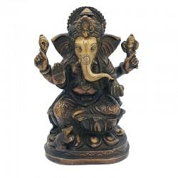 Statue de Ganesh tama color