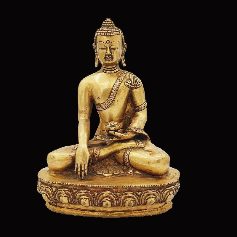 statue de Bouddha Vipāśyin