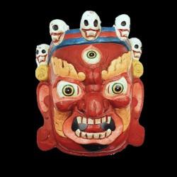 "Masque tibétain ""Akash"""