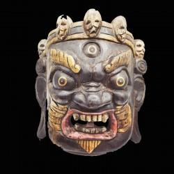 Beau masque du Tibet