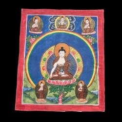Thangka tibet Sanu Buddha