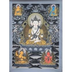 """Thangka """"Hariyō rākṣasa"""""""