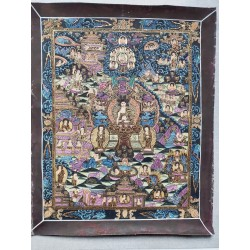 Thangka tibétaine