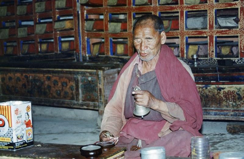 cloche tibétaine et dorje