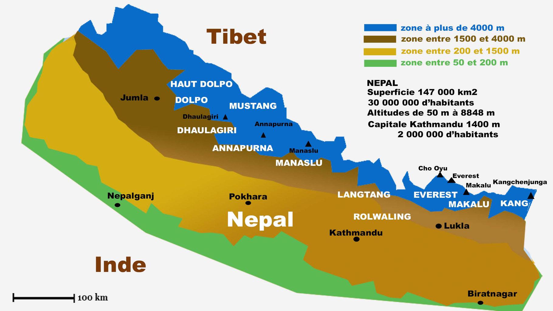 carte-du-nepal