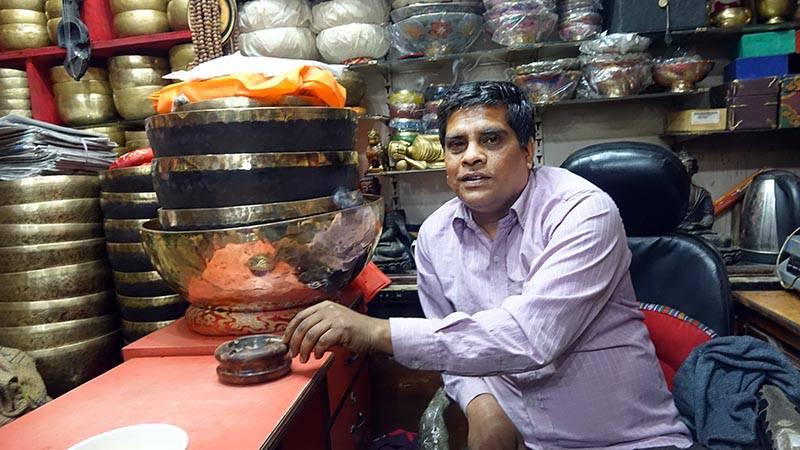 Acchut Tapaliya mon partenaire