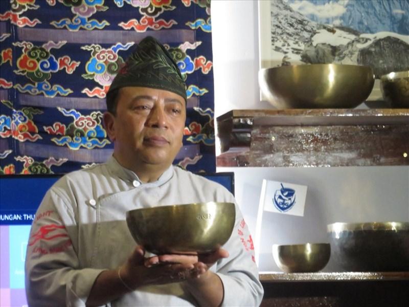 Maitre-Santa-Ratna-Shakya