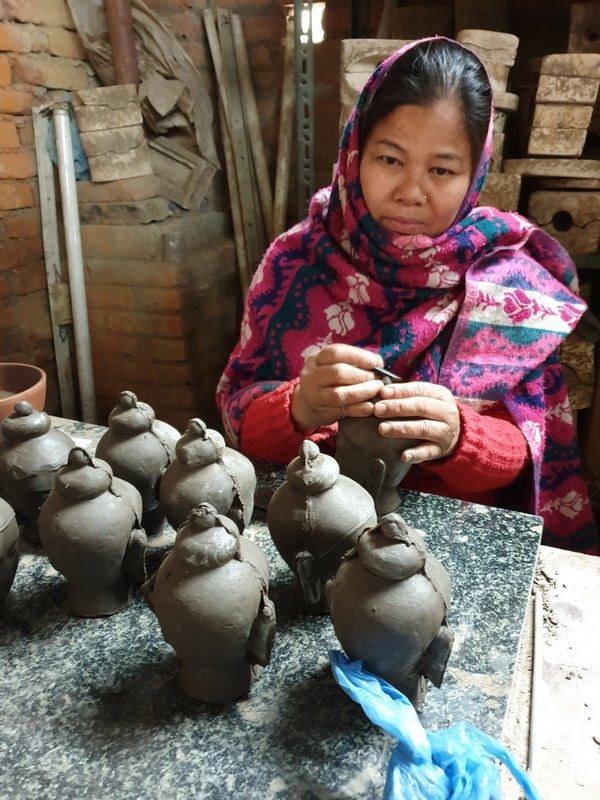 poterie-nepalaise