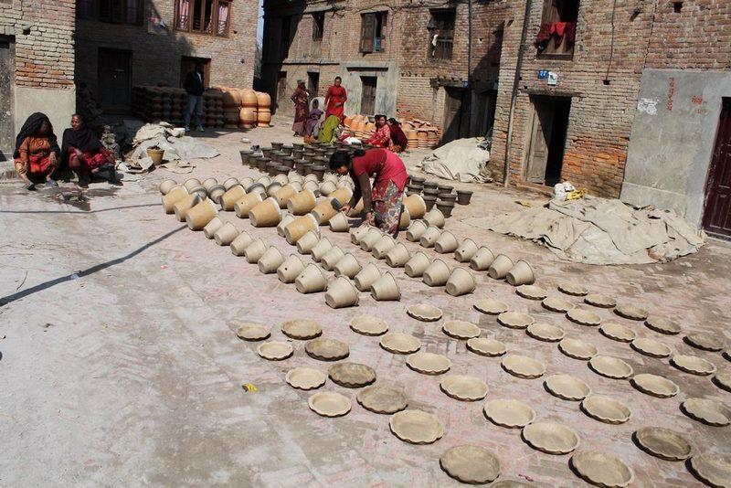 poterie-du-nepal