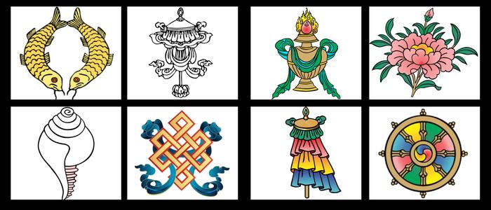 signes-auspicieux-du-bouddhisme-tibétain